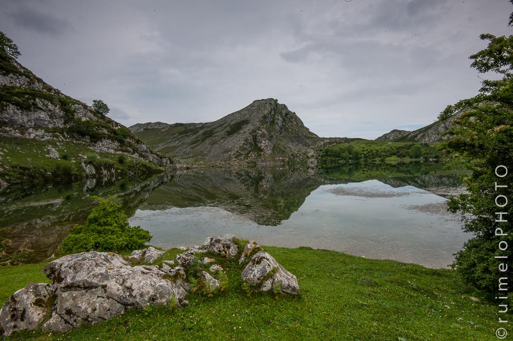 Enol lake