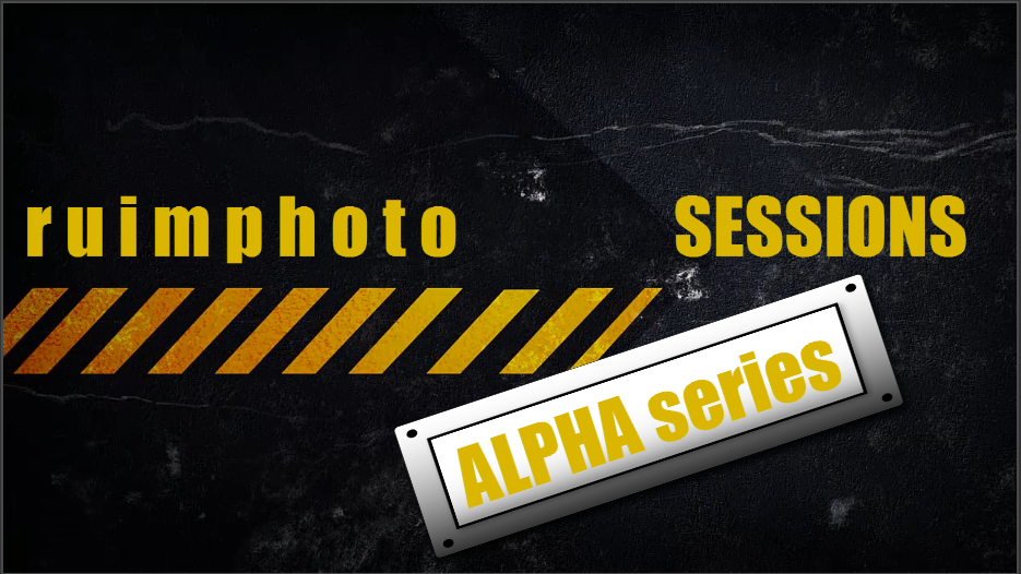 Introduction image for the ruim photo sessions alpha series VLOG
